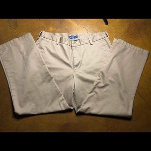 Izod khaki pants
